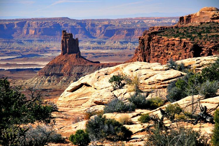 Canyonlands: Colorado River and Canyon Vistas