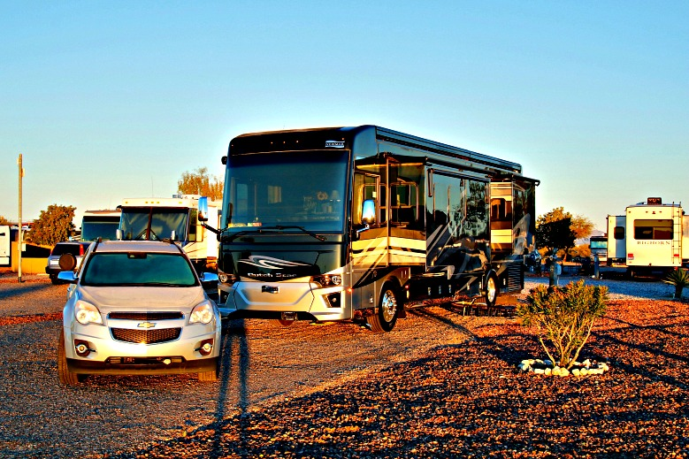 Getting Started RVing
