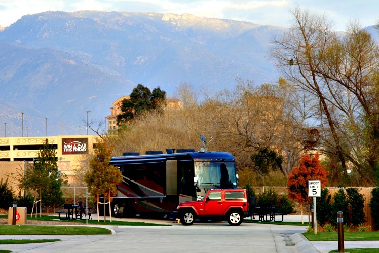 Casinos Bet Big on RV Resorts