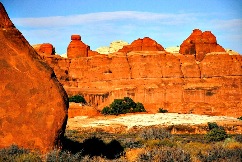 Arches and Canyonlands: Two Parks Contrasted