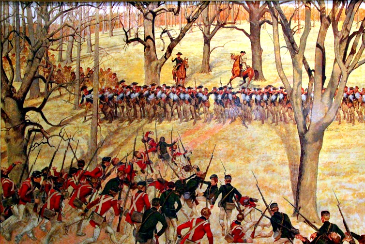 Cowpens National Battlefield: The American Revolution