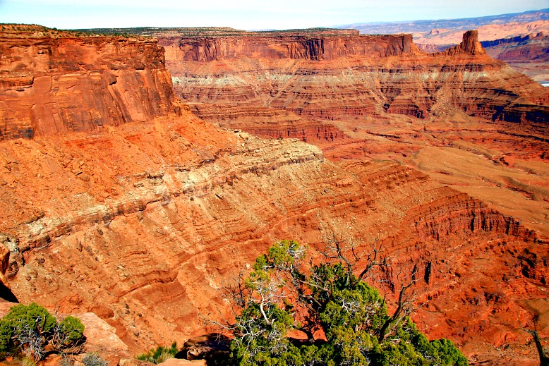 Immense Cliffs and Stunning Overlooks: Dead Horse Point