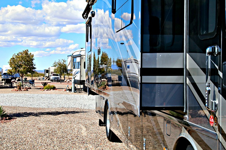 Operating an RV: Departure and Setup Checklist