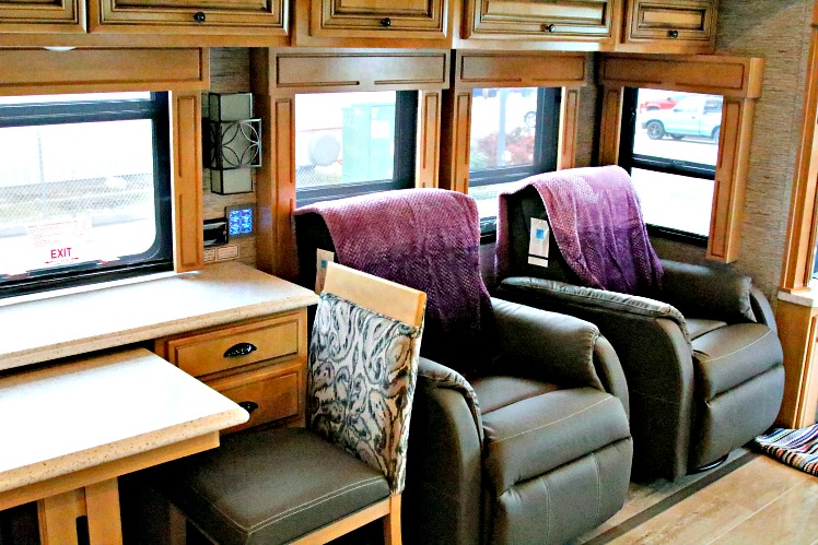 Cleaning Your RV Interior