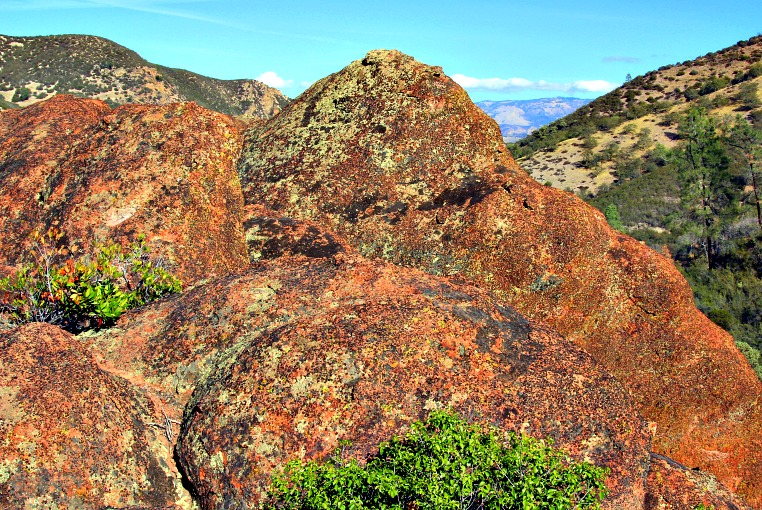 Pinnacles National Park: Born of Fire