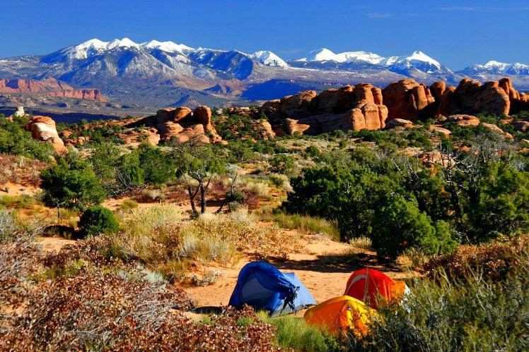 Hidden Benefits of Camping