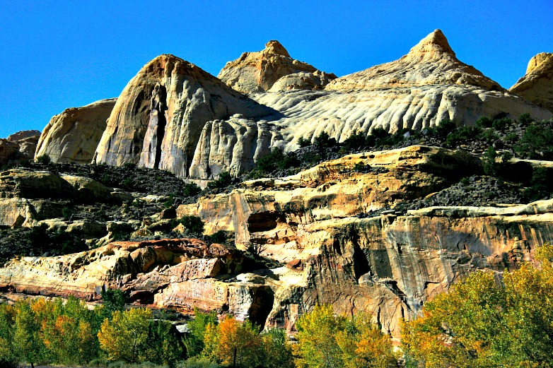 Getting Closer to Nature at Capitol Reef