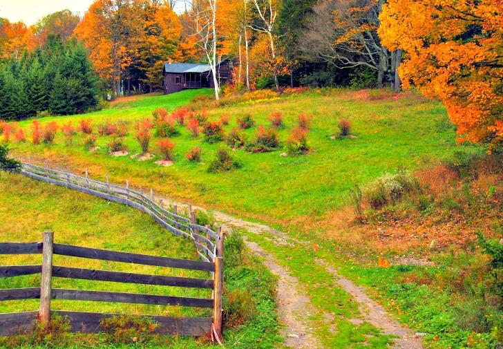 Central Vermont: Montpelier, Burlington & Barre