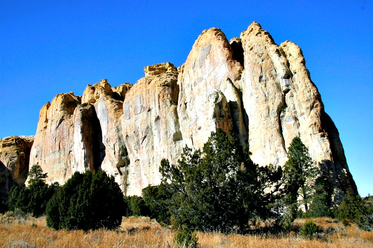 Place of the Great Rock: El Morro National Monument