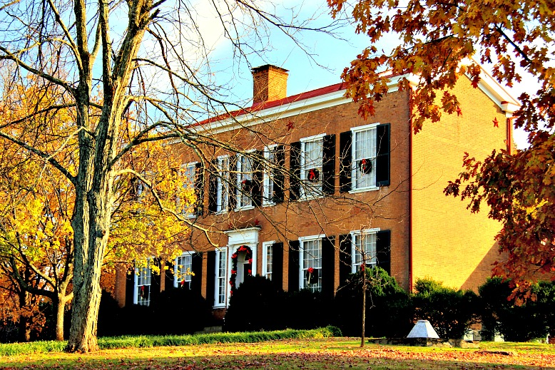 Step Back Into Time at My Old Kentucky Home