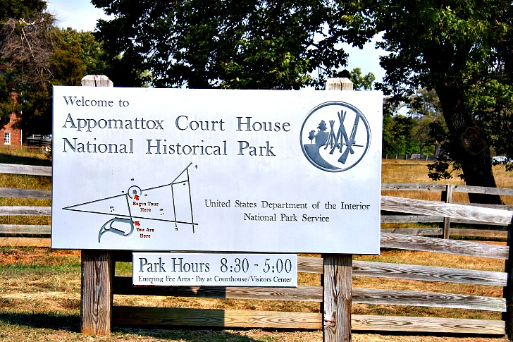 Appomattox Court House National Historic Park: The War Is Over