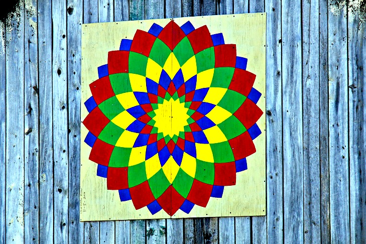 Barn Quilt Trail: Folksy Phenomenon