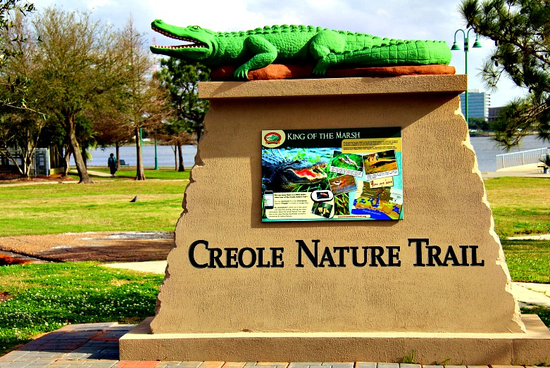 Creole Nature Trail: Bayous, Beaches & Birds