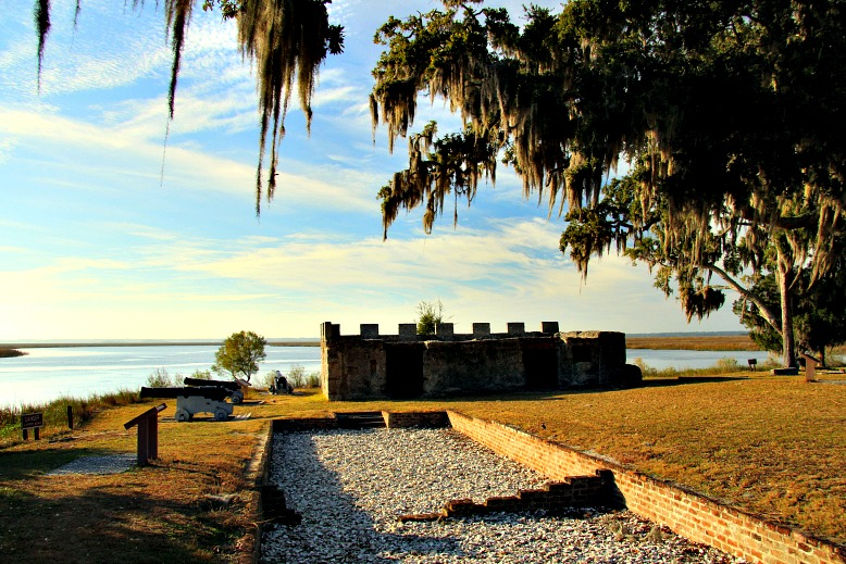 Fort Frederica National Monument: Georgia's Second Town