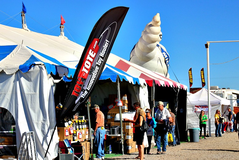 Plan To Attend the 2020 Quartzsite Sports, Vacation & RV Show