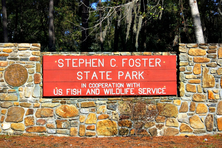 Stephen Foster State Park: Land of Trembling Earth