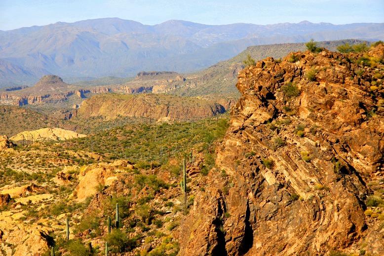Apache Trail: Canyon Lake, Tortilla Flat and Beyond