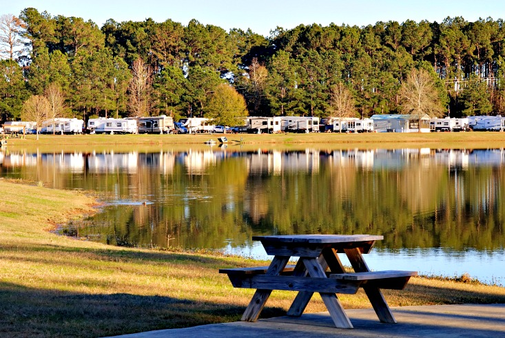 6 of the Best RV Parks in Louisiana