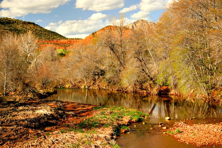 Color Your World at Red Rock State Park