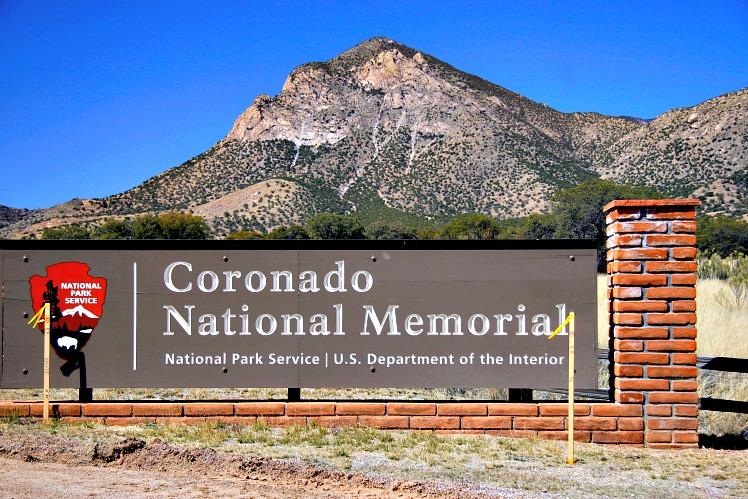 4 Ecosystems Meet at Coronado National Memorial