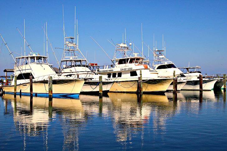 Marvelous Mobile Bay: Dauphin Island