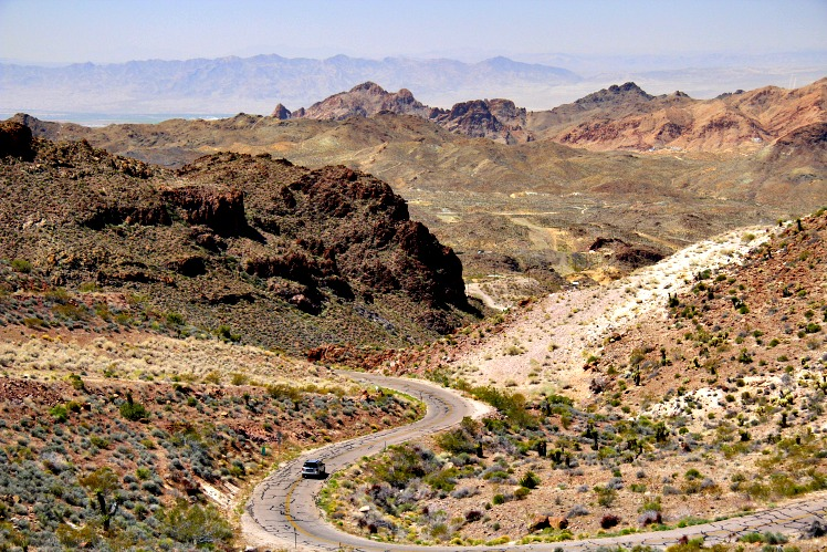 Take the Exit Ramp to Adventure & Scenic Drives