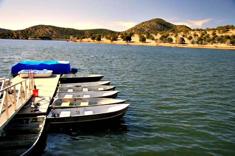 Discovering a Hidden Gem: Parker Canyon Lake