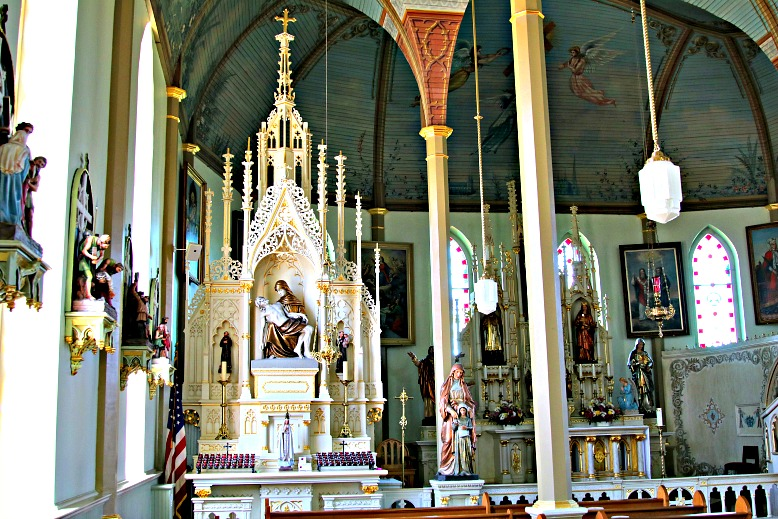 Historical Painted Churches of Central Texas