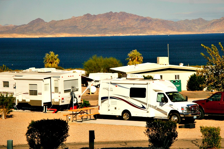 Lake Mead National Recreation Area Ranked 3rd for Attracting Annual Overnight Cars and RV Campers