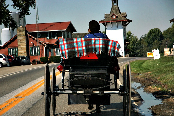 Experience the Past in the Present along the Amish Country Byway