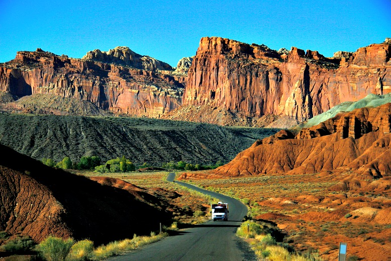 The Great American Road Trip: Born in 1856