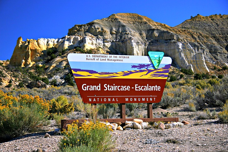 Grand Staircase-Escalante National Monument Naturally
