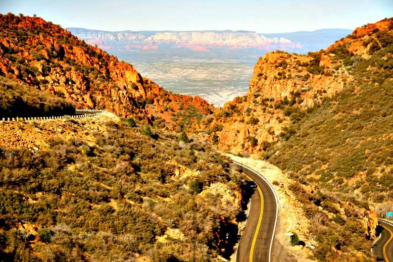 The Grandest Drive in Arizona