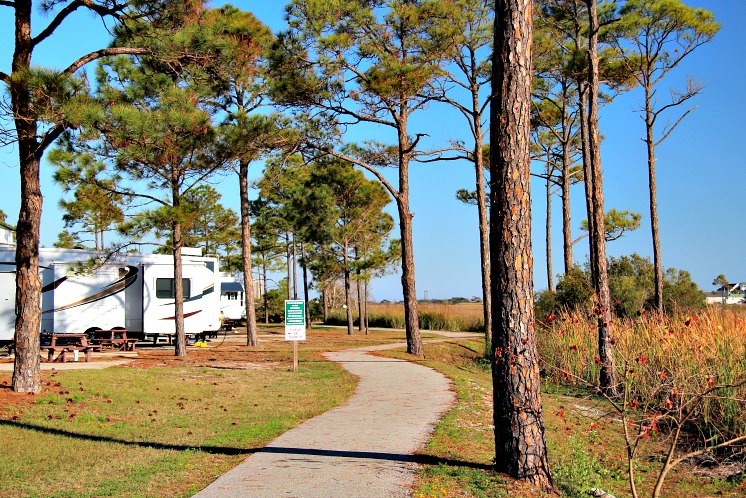Most Scenic Campgrounds from Coast to Coast