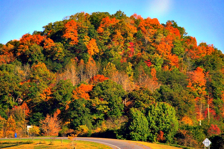 Best Places for RV Travel this October