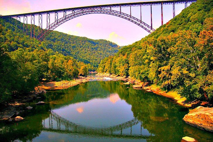 New River Gorge National River: A River Runs Through It