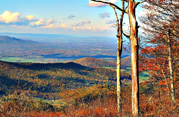 Shenandoah National Park: Daughter of the Stars