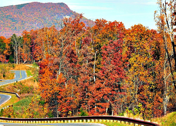 The Best State Parks for Fall Camping