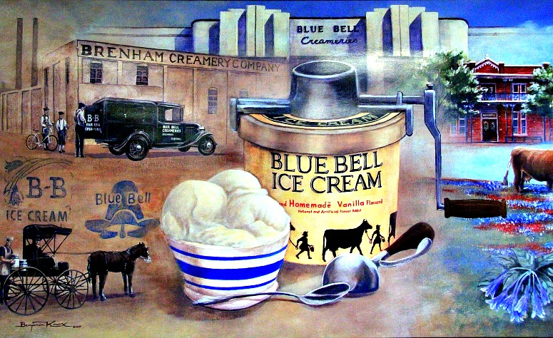 Why I Love Blue Bell Ice Cream