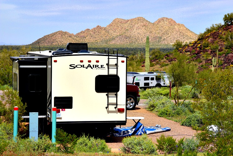 A Bakers Dozen Campgrounds for an Unforgettable Arizona Wilderness Experience