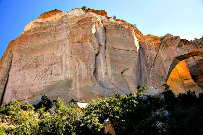 The Amazing Badlands of El Morro and El Malpais National Monuments