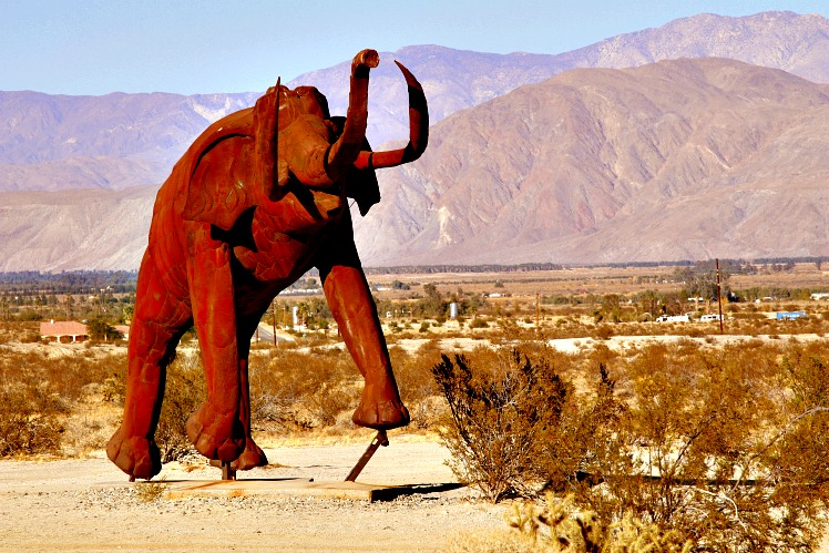 Monsters in the Desert: Sky Art Sculptures of Borrego Springs