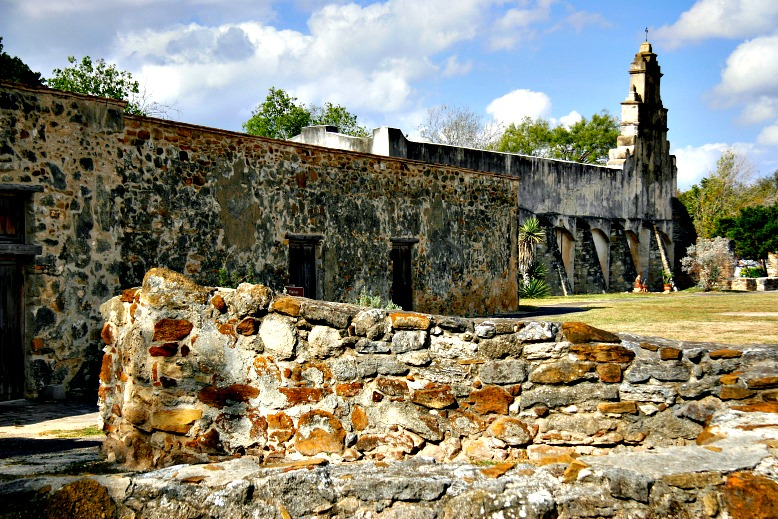 Exploring What Is Old and Discovering What's New along San Antonio Missions Trail