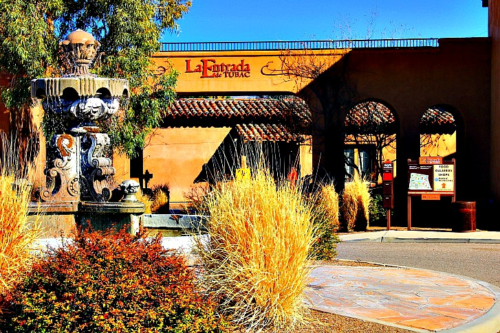 Discover Art and History in Tubac