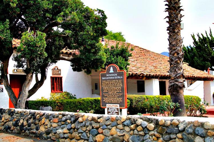 California Missions: San Antonio de Pala Asistencia