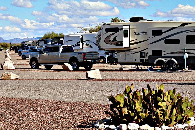 Finding the Right RV Site
