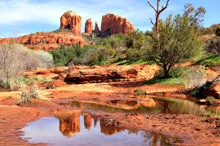 Sedona Is One Huge Psychic Vortex (Supposedly)