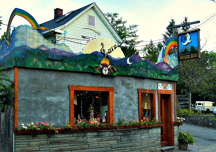 Most Famous Small Town in the World: Woodstock, New York