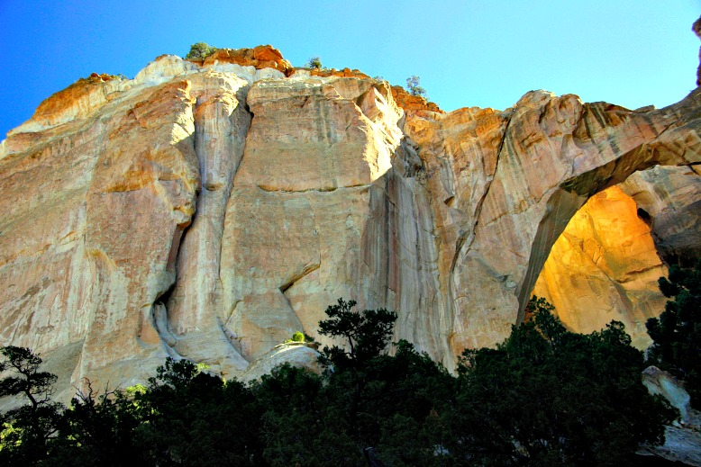 New Mexico's Land of Fire & Ice: Hike through Volcanic Rock and Ice Caves at This National Monument