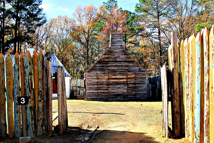 History Comes Alive At Fort Toulouse-Fort Jackson State Historic Site